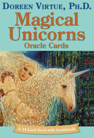 Magical Unicorn Oracle Cards by Doreen Virtue