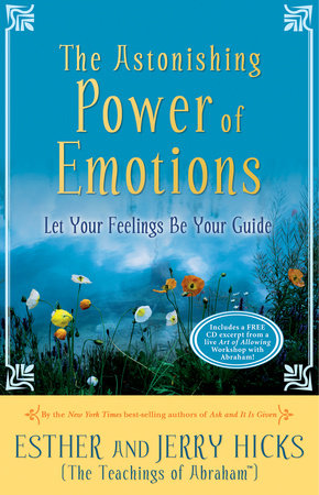 The Astonishing Power of Emotions 8-CD set by Esther Hicks and Jerry Hicks