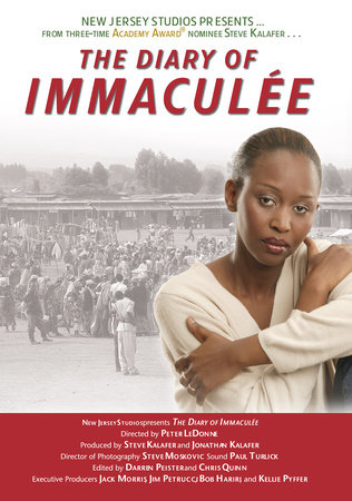 The Diary of Immaculee by Immaculee Ilibagiza
