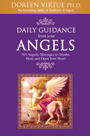 Daily Guidance From Your Angels by Doreen Virtue