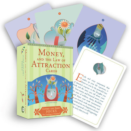 Money, and the Law of Attraction Cards by Esther Hicks and Jerry Hicks
