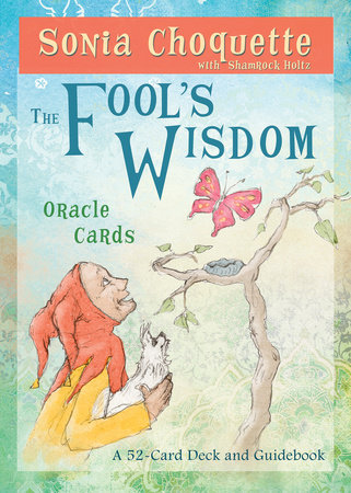 The Fool's Wisdom Oracle Cards by Sonia Choquette