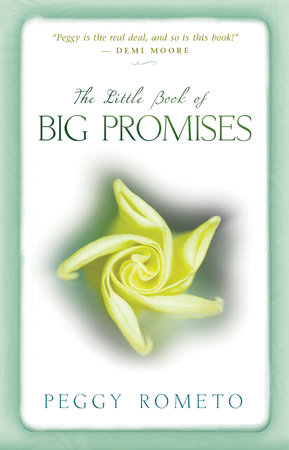 The Little Book of Big Promises by Peggy Rometo