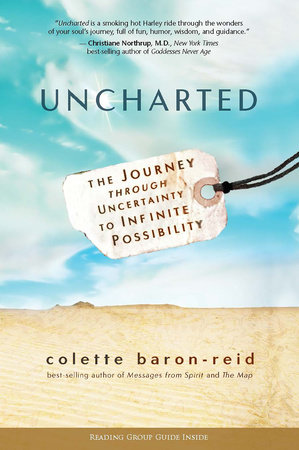 Uncharted by Colette Baron-Reid