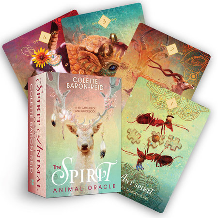 The Spirit Animal Oracle by Colette Baron Reid