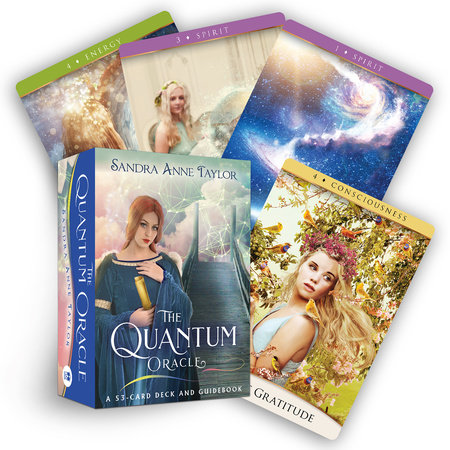 The Quantum Oracle by Sandra Anne Taylor