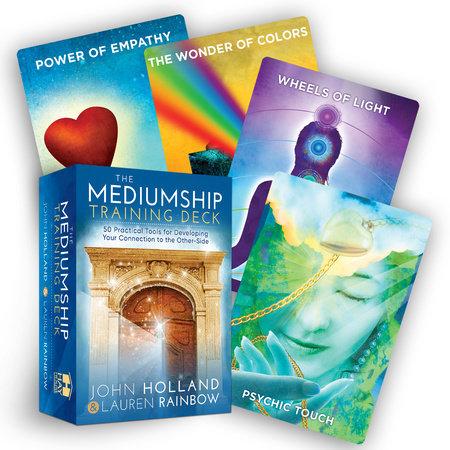 The Mediumship Training Deck by John Holland and Lauren Rainbow