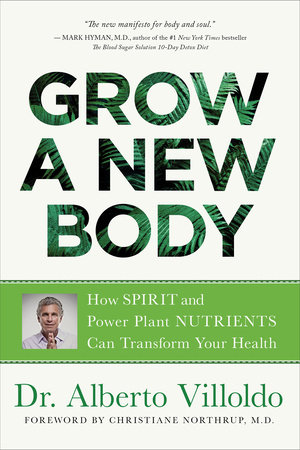 Grow a New Body by Alberto Villoldo