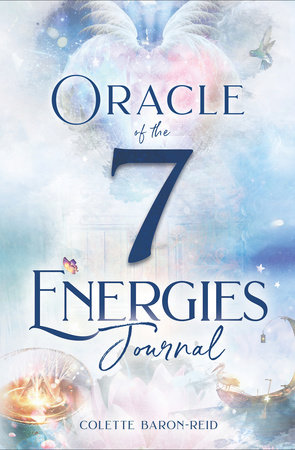 Oracle of the 7 Energies Journal by Colette Baron-Reid