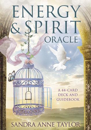Energy & Spirit Oracle by Sandra Anne Taylor
