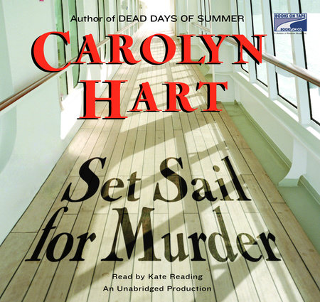 Set Sail for Murder by Carolyn Hart