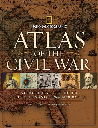 Atlas of the Civil War by Stephen Hyslop