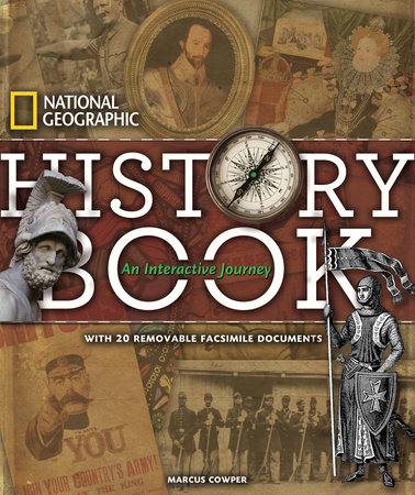 National Geographic History Book by Marcus Cowper