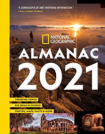 National Geographic Almanac 2021 by National Geographic