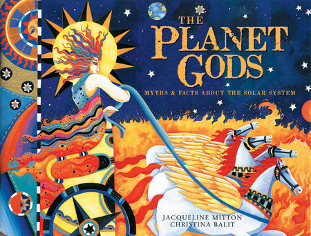 The Planet Gods by Jacqueline Mitton