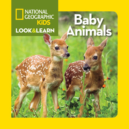 National Geographic Kids Look and Learn: Baby Animals by National Geographic Kids