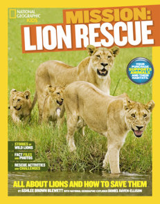 National Geographic Kids Mission: Lion Rescue