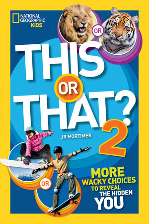 This or That? 2 by J.R. Mortimer