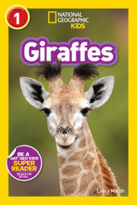 National Geographic Readers: Giraffes