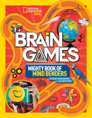 Brain Games by Stephanie Warren Drimmer and Gareth Moore