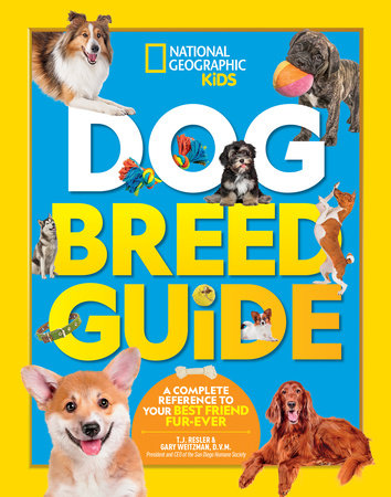 Dog Breed Guide by T.J. Resler and Gary Weitzman