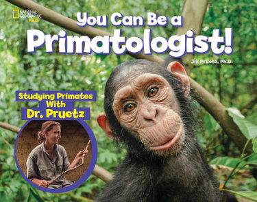 You Can Be a Primatologist