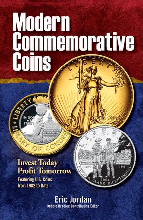 Modern Commemorative Coins by Eric Jordan