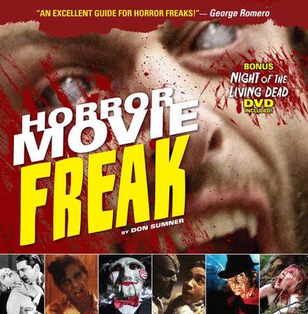 Horror Movie Freak by Don Sumner