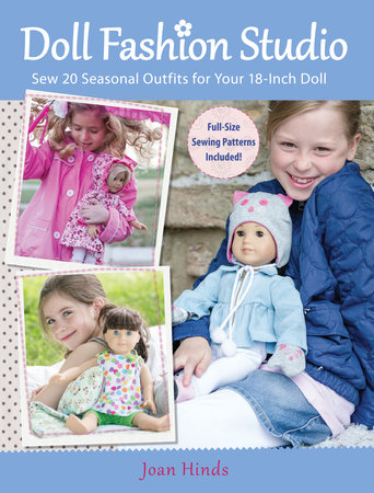 Doll Fashion Studio by Joan Hinds