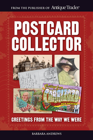 Postcard Collector by Barbara Andrews