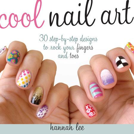 Cool Nail Art by Hannah Lee