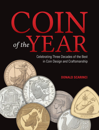 Coin of the Year by Donald Scarinci