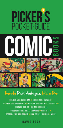 Picker's Pocket Guide - Comic Books by David Tosh