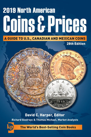 2019 North American Coins & Prices by