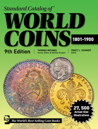 Standard Catalog of World Coins 1801-1900 by