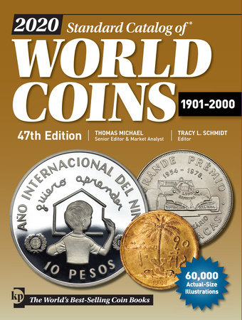 2020 Standard Catalog of World Coins 1901-2000 by