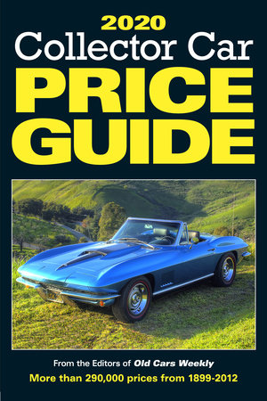 2020 Collector Car Price Guide by Old Cars Report Price Guide Editors