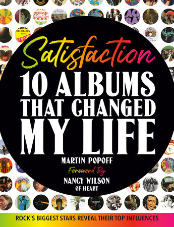 Satisfaction by Martin Popoff