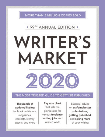 Writer's Market 2020 by