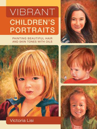 Vibrant Children's Portraits by Victoria Lisi