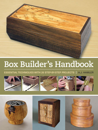 Box Builder's Handbook by A.J. Hamler
