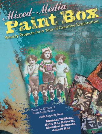 Mixed-Media Paint Box by