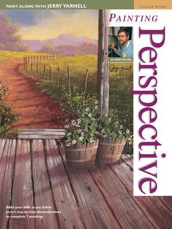 Paint Along with Jerry Yarnell Volume Seven - Painting Perspective by Jerry Yarnell