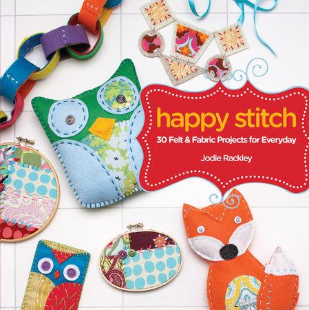 Happy Stitch by Jodie Rackley