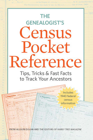 The Genealogist's Census Pocket Reference by