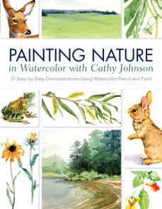 Painting Nature in Watercolor with Cathy Johnson