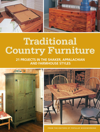Traditional Country Furniture by