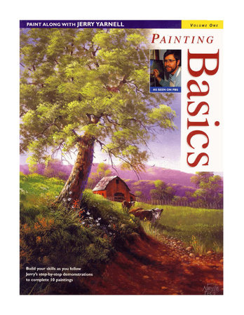 Paint Along with Jerry Yarnell Volume One - Painting Basics by Jerry Yarnell