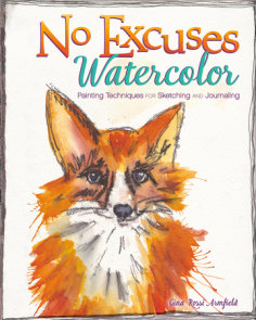 No Excuses Watercolor