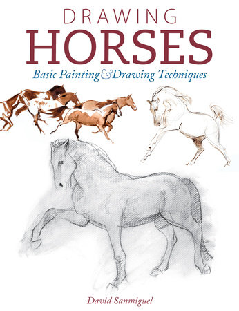 Drawing Horses by David Sanmiguel